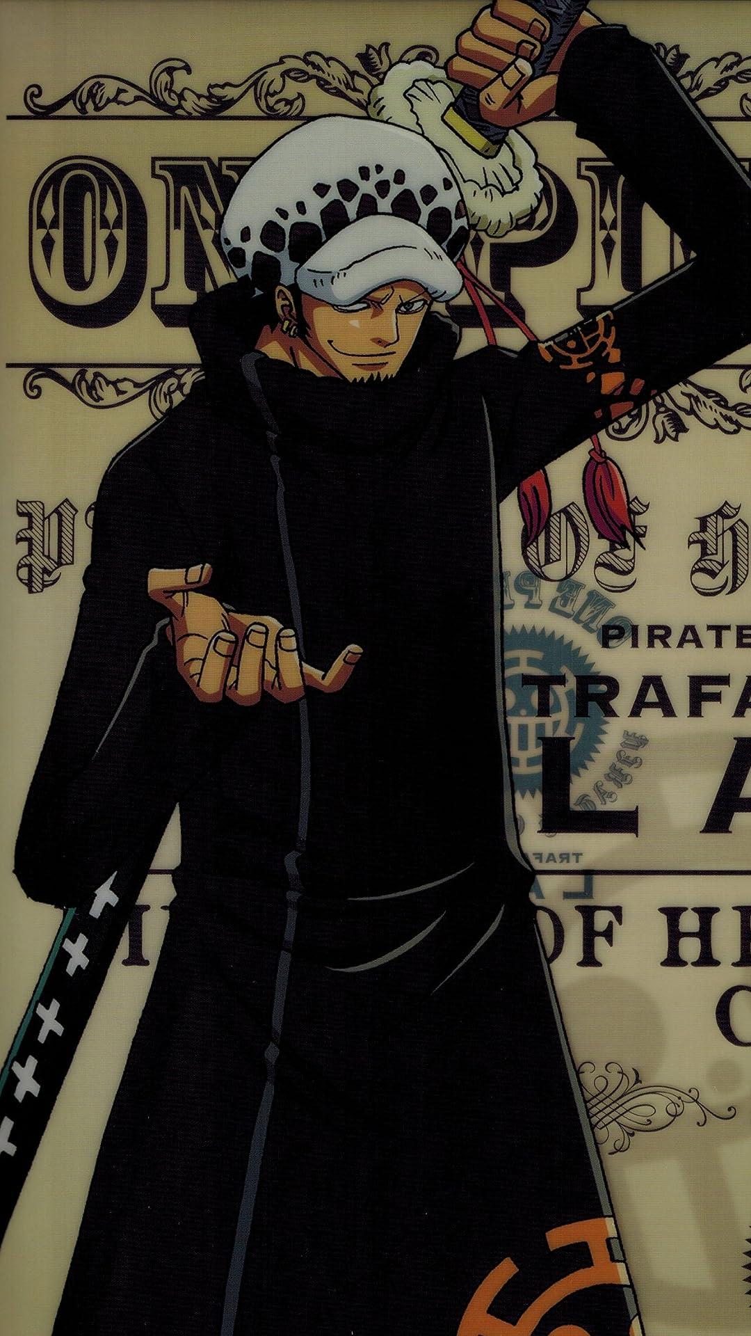 One Piece ロー フルhd 1080 1920 スマホ壁紙 待受 画像60404 スマポ