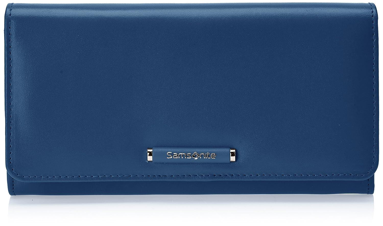 Samsonite 61185/1121 Lady Chic II SLG Monedero, Color Azul ...