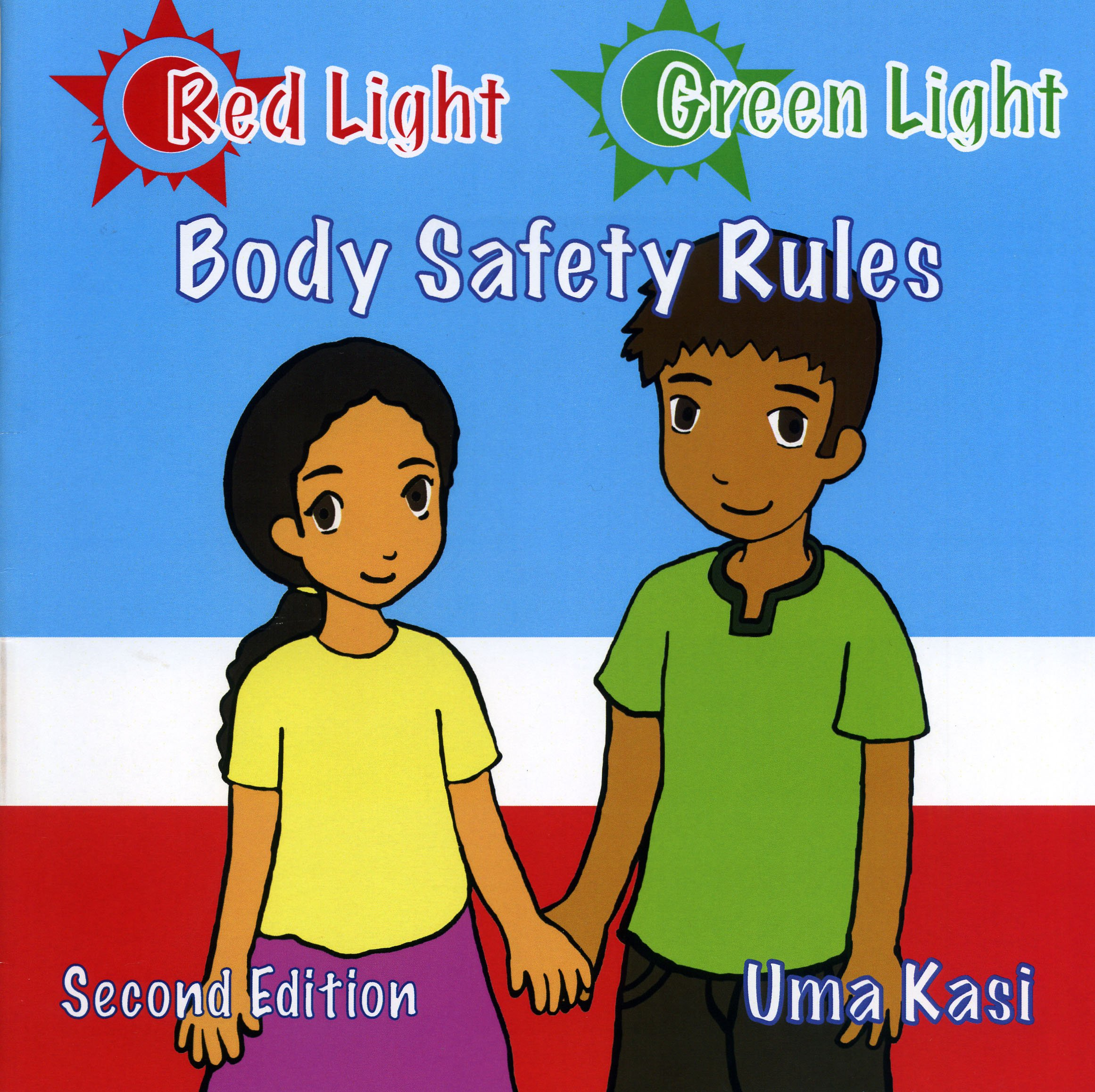 Red Light Green Light Body Safety Rules ebook