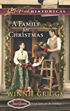 A Family for Christmas (Texas Grooms Book 3)