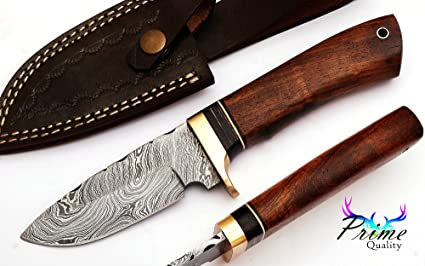Amazon.com: Personalizado hecho a mano Twist damasco Hunter ...