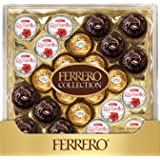 Ferrero Collection Fine Assorted Confections , 24 Count Gift Box, 9.1 oz.