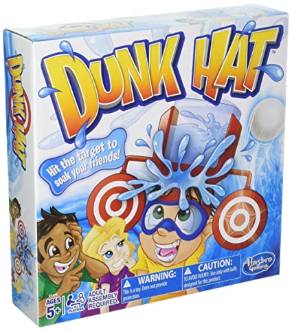 Amazon Dunk Hat Game Toys Games