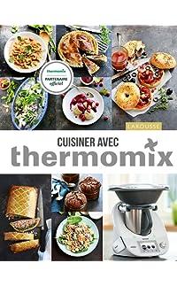 cuisiner avec thermomix - relié
