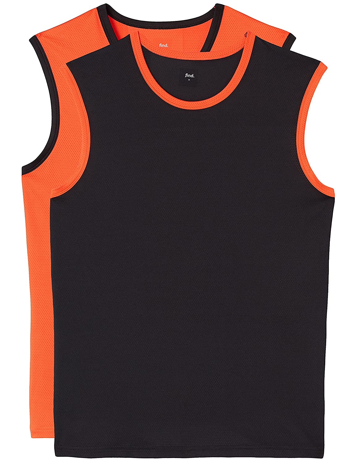 FIND Men's Sprint 2-Pack Vests