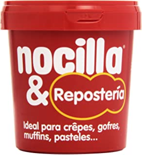 Nocilla - Repostería - Crema al cacao con avellanas - 1 kg