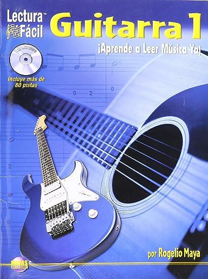 Lectura FÃÆÃ'Â¡cil -- Guitarra, Volume 1