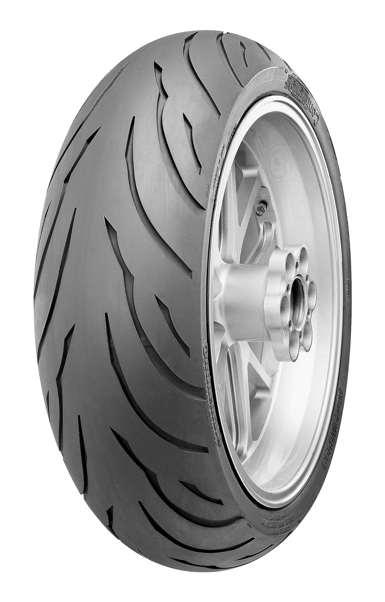 Continental ContiMotion Sport/Touring Motorcycle Tire Rear 190/50-17 by Continental