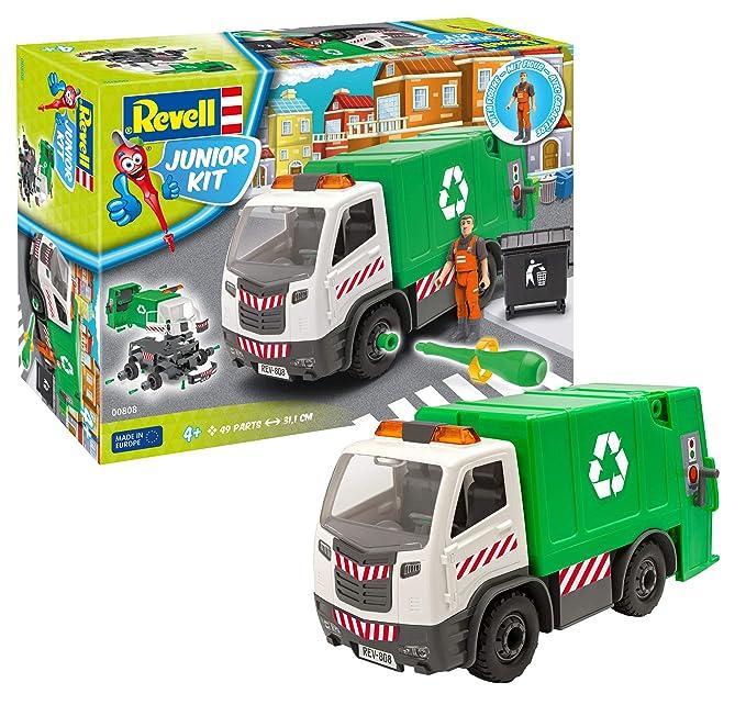 Baukästen & Konstruktion REVELL Garbage Truck
