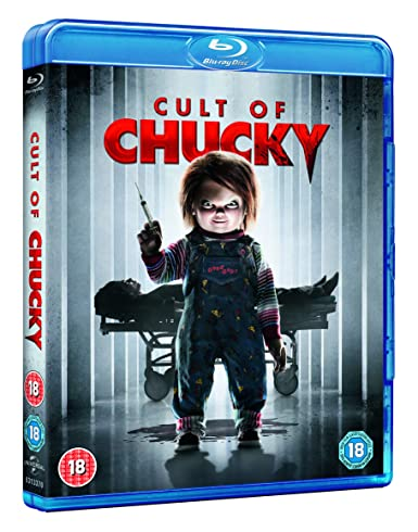 Cult Of Chucky 7 Edizione: Regno Unito Reino Unido Blu-ray: Amazon.es: Cine y Series TV