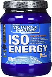 Weider Victory Endurance ISO Energy Ice Blue, Complemento nutricional, sabor menta (Ice Blue