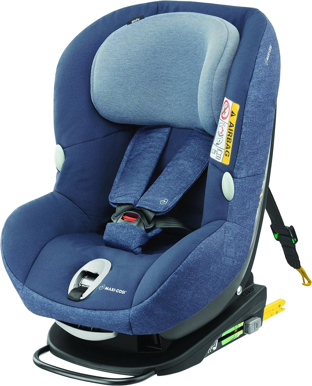 Maxi-Cosi MILOFIX 'Nomad Blue'–Silla de auto Isofix, R44/04, unisex, grupo 0+/1(0–18kg), color azul