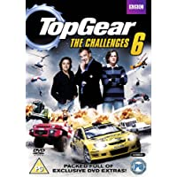Top Gear - The Challenges: Volume 6