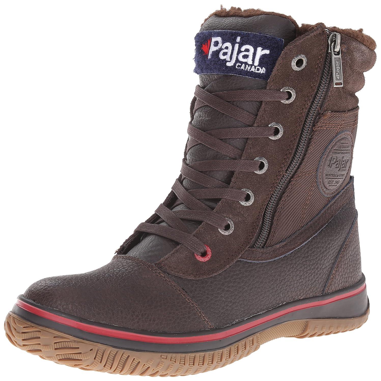 Pajar Men's Trooper Boot B007JTF2YO 42 EU/9-9.5 M US|Dark Brown