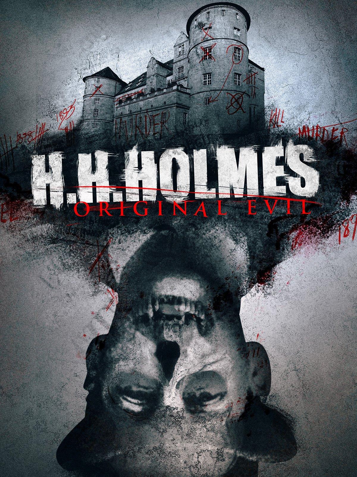 Amazon Com Watch H H Holmes Original Evil Prime Video
