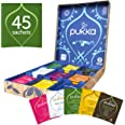 Pukka Tea Bags Organic Selection Box 1p ct, Count, 45 Count