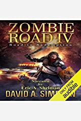 Zombie Road IV: Road to Redemption Audible Audiobook