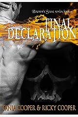 Final Declaration: Heaven's Scent series Kindle Edition