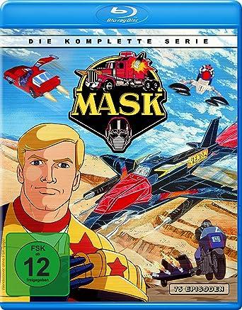 M.A.S.K. - Gesamtedition [Blu-ray]