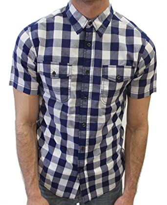 Black Jack Clothing Young Mens Plaid Shirt at Amazon Men's ...