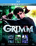 Grimm - Season 1-3 [Blu-ray] [Region Free]