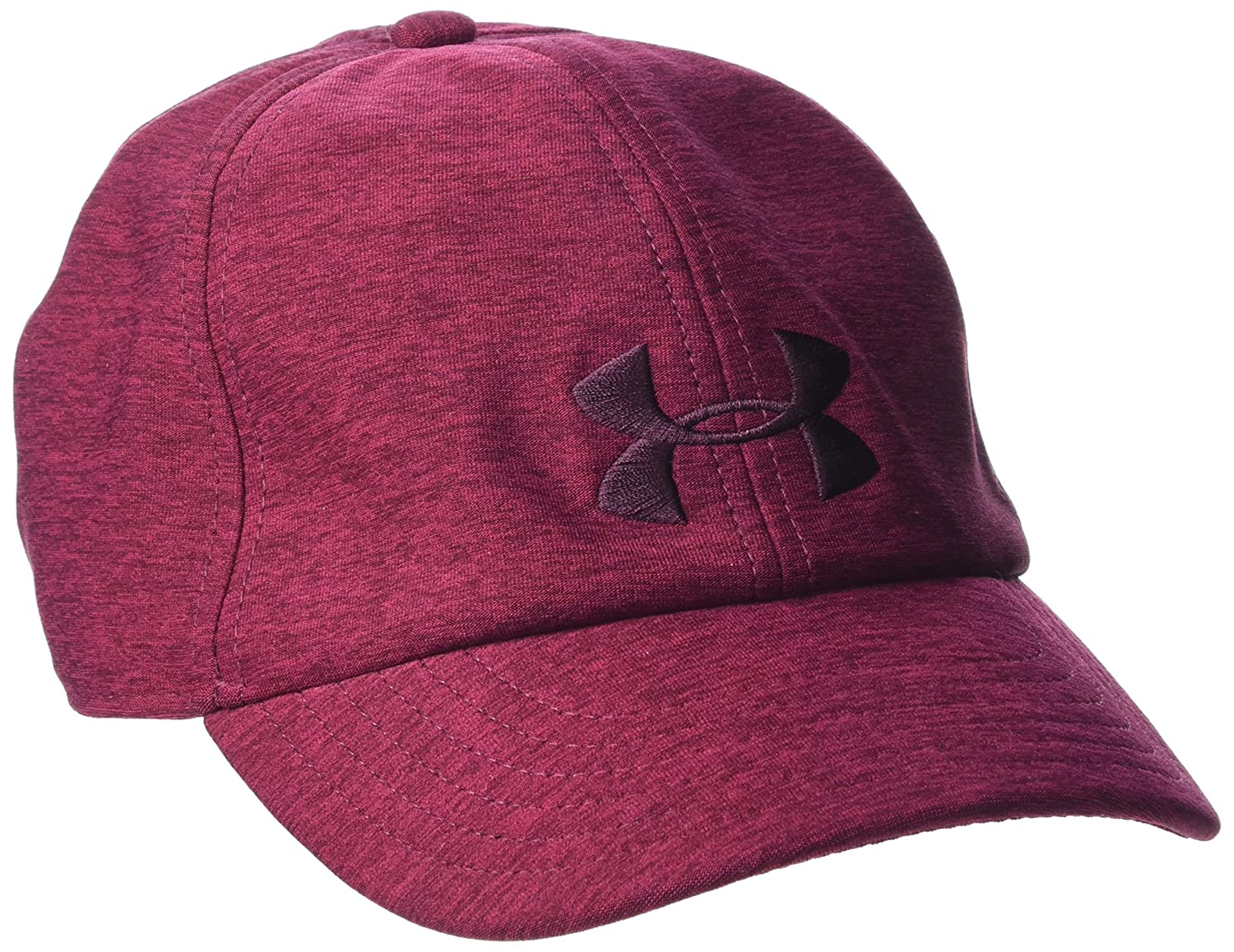 brand new b5524 a66b8 Under Armour Women s UA Twisted Renegade Cap, Raisin Red, One Size   Amazon.co.uk  Sports   Outdoors