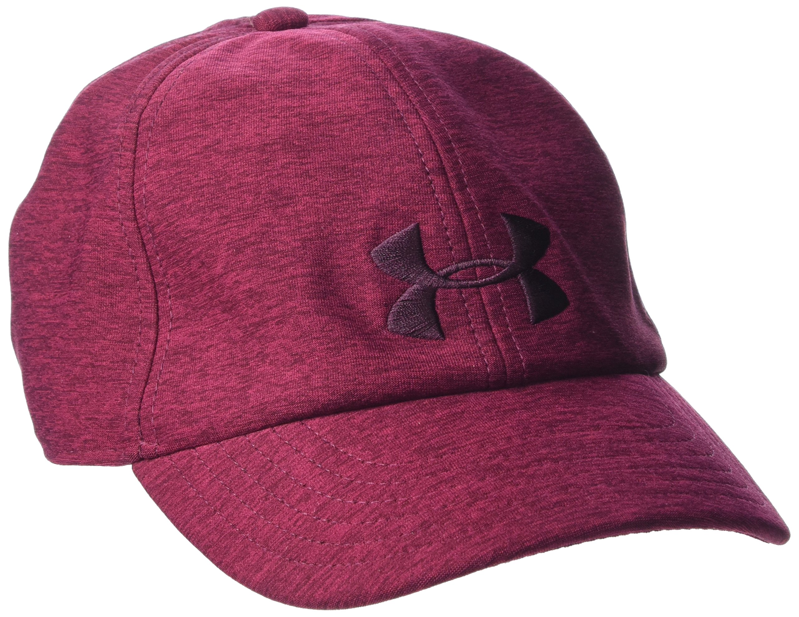 online retailer c6da9 a6561 Details about Under Armour Women s UA Renegade Twist Cap Raisin  Red Marathon Red Raisin Red