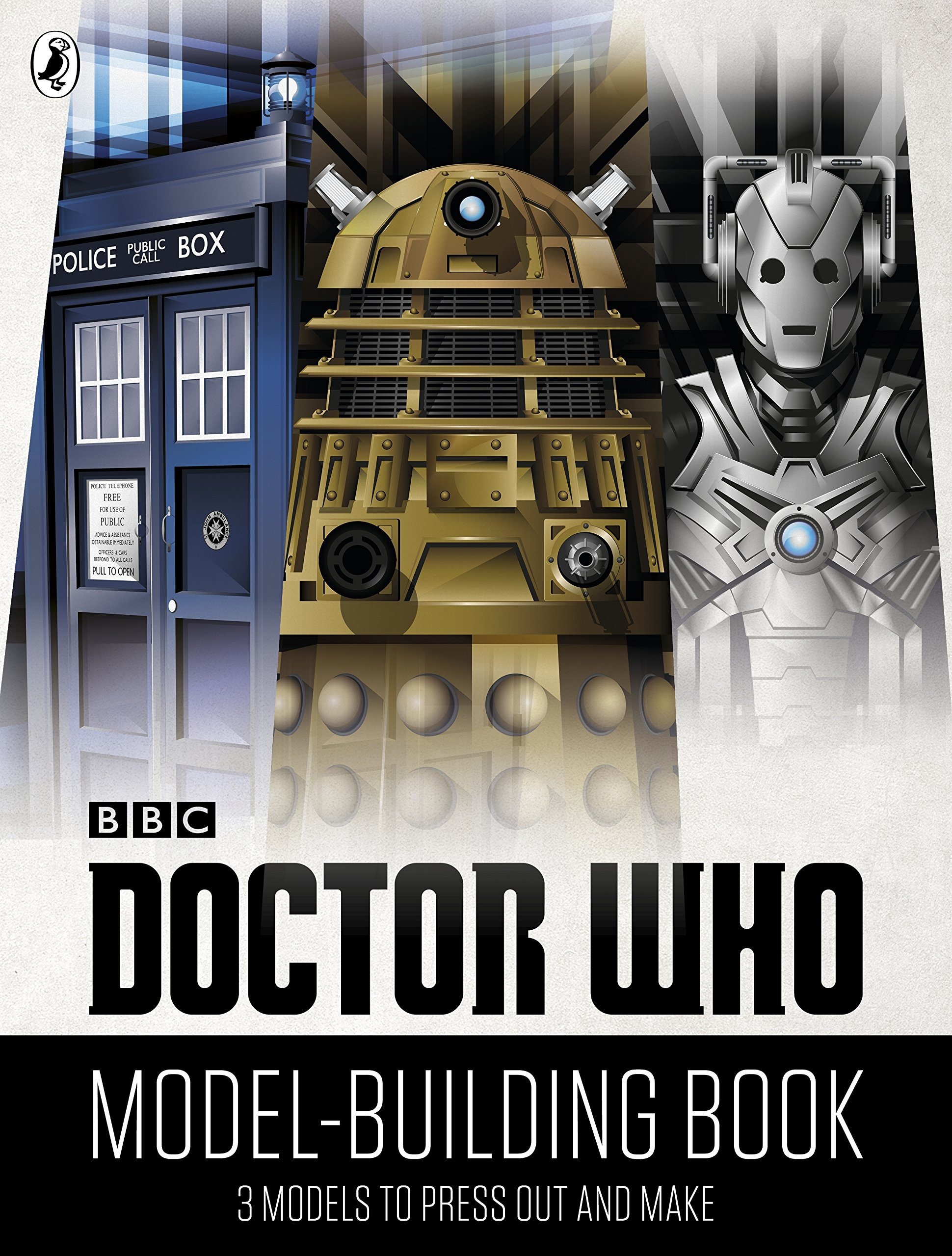 Doctor Who: Model-Building Book