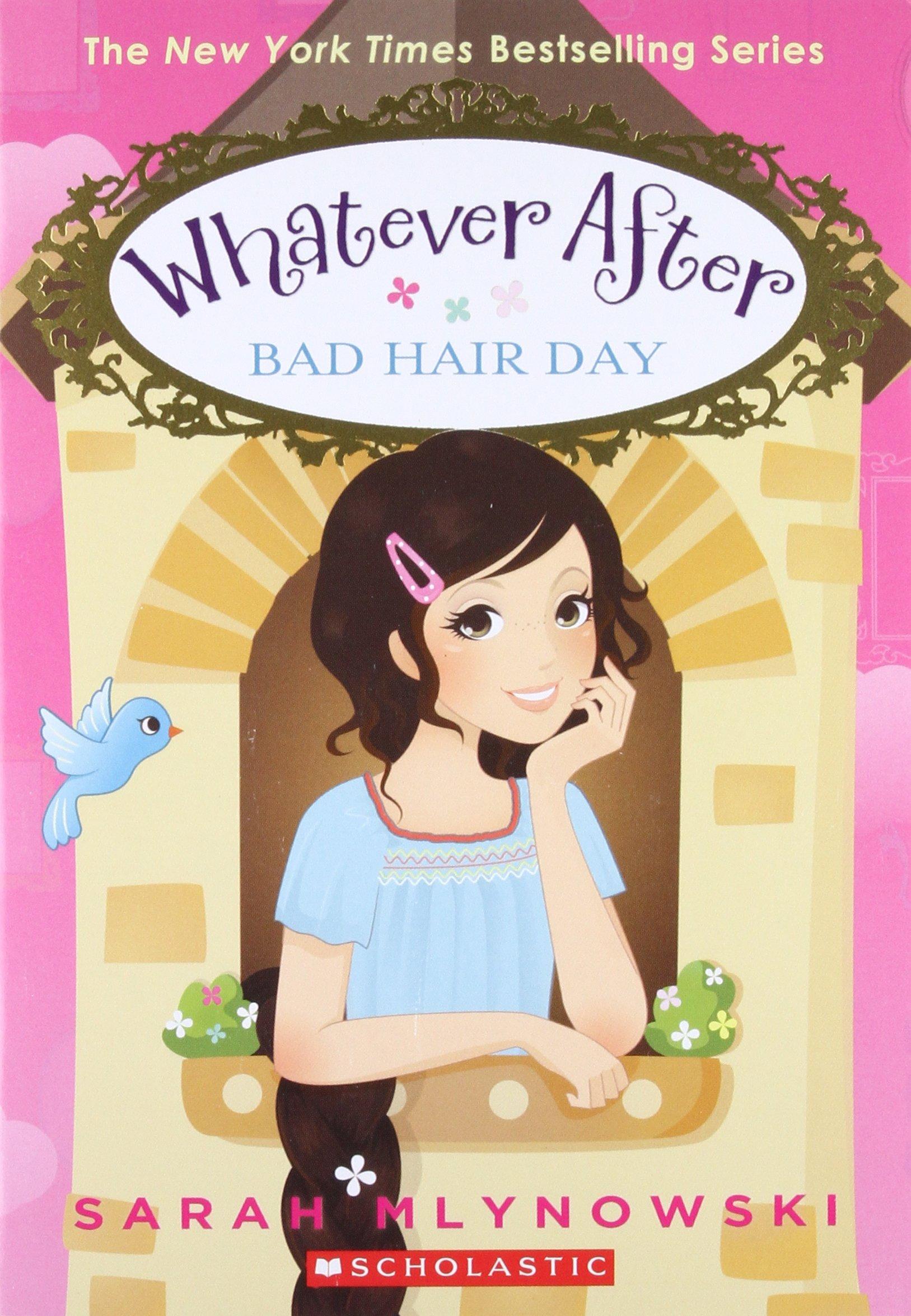 Bad Hair Day Whatever After 5 Sarah Mlynowski 9780545627290