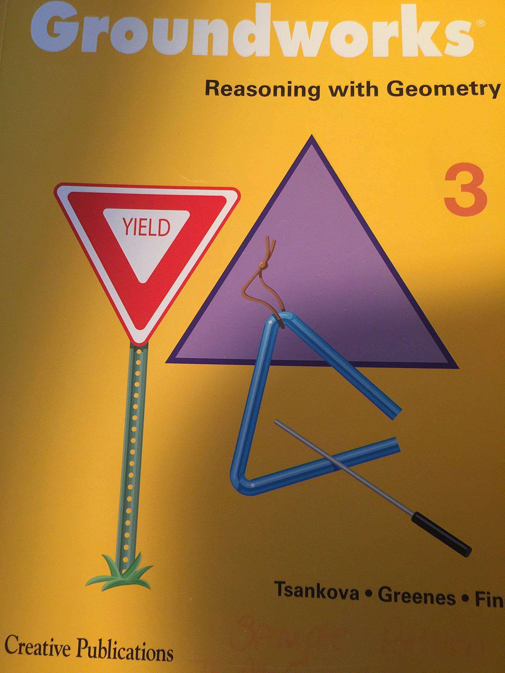 Groundworks Reasoning with Geometry 3 pdf epub