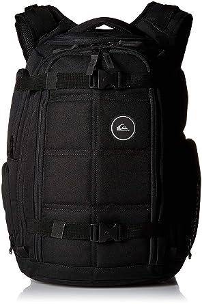Amazon.com  Quiksilver Men s GRENADE BACKPACK black 1SZ  Clothing ba4cfe4f023bc