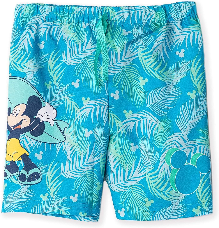 2 Costume da bagno originale per bambini colore: Turchese Disney Mickey Mouse 8 anni