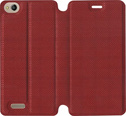 separation shoes ad779 92246 SBMS Mobiistar CQ Flip Cover (Red)
