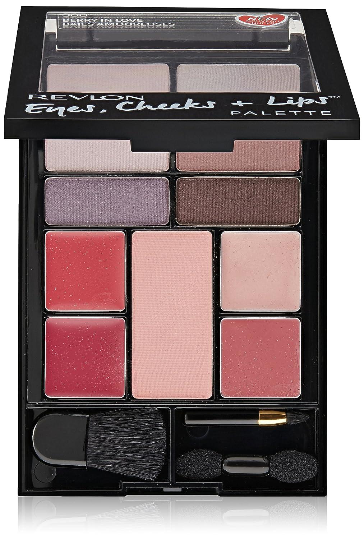 Revlon Eyes, Cheeks Plus Lips Palette, Romantic Nudes, 15.6g 7217272001