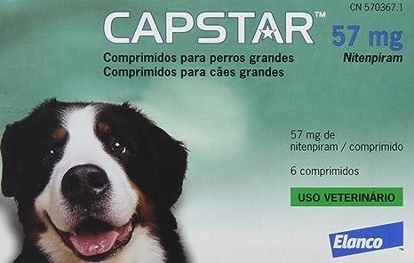 Novartis Capstar Flohbehandlung Tabletten 6 Tabletten (11 Kg-57 Kg)