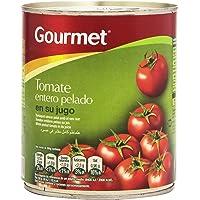 Gourmet - Tomate entero pelado - En su