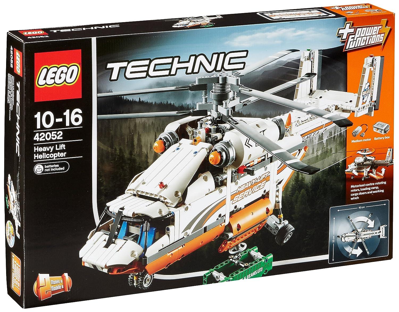 LEGO Helicóptero de transporte pesado multicolor