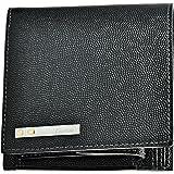 Cartier 【カルティエ】 L3000772 ブラック 二つ折り財布 Santos