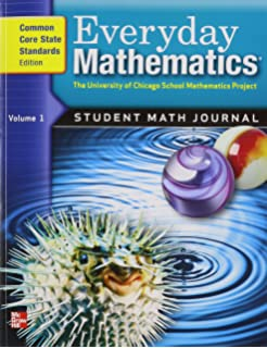 Everyday Mathematics, Grade 6: Student Math Journal, Vol. 1: Max ...