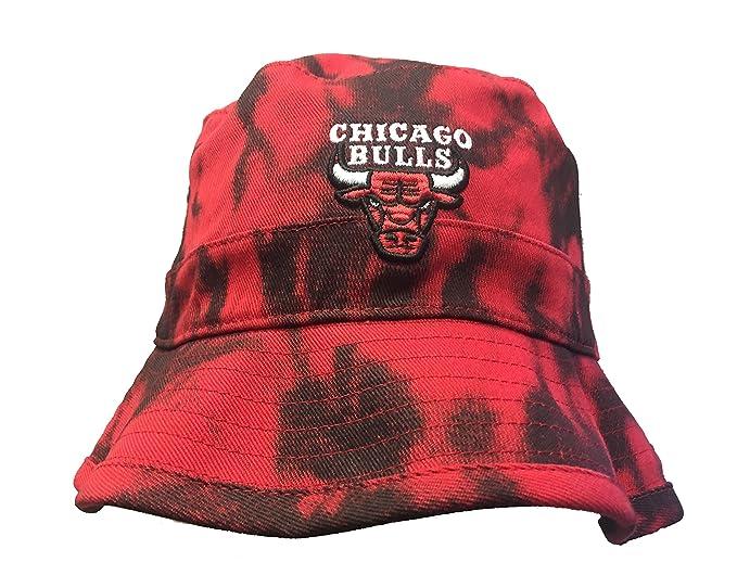 11805a0a8 Mitchell & Ness Bucket Hat - NBA Fishing Gilligan Cap