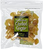 Trader Joe's Uncrystallized Candied Ginger, 2 Packages