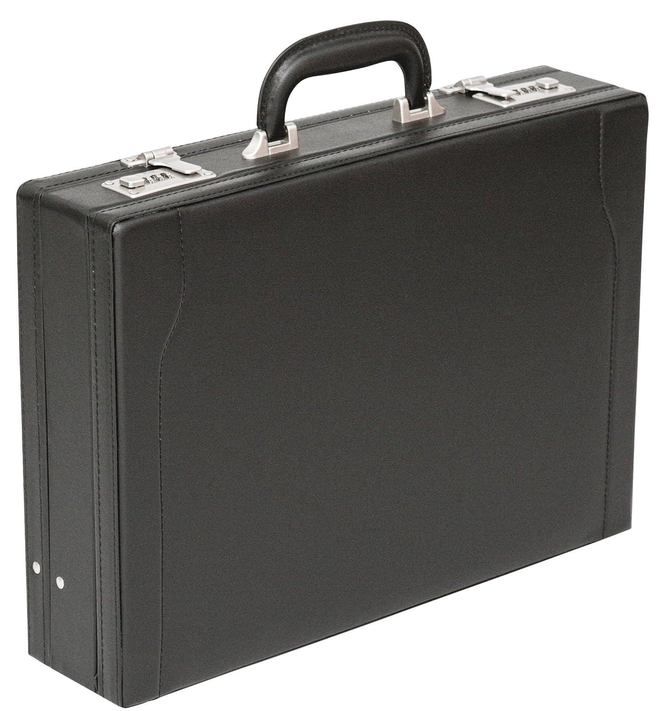 Tassia - Mallette Porte-Documents - Extensible/Style Business - PU Imitation Cuir