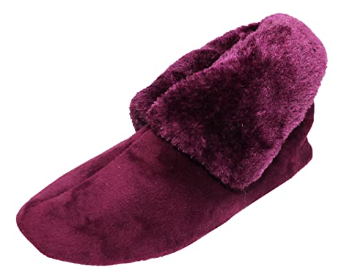 c93b47f5cde0 Image Unavailable. Image not available for. Color  Charter Club Womens Memory  Foam Slippers ...