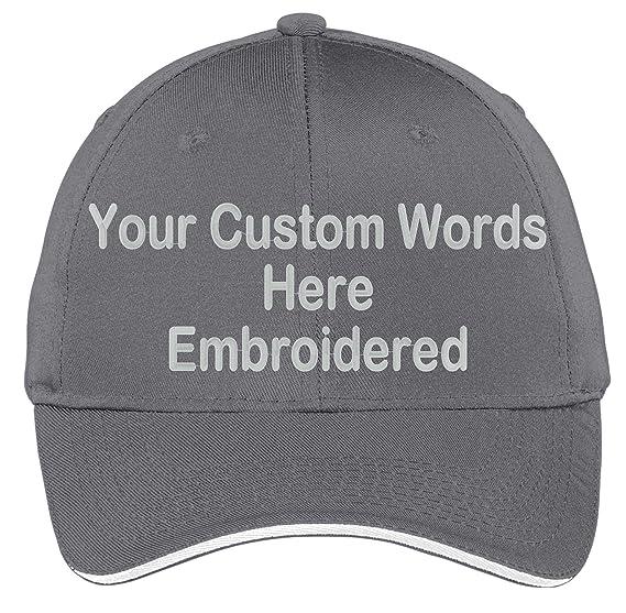 b8de0c7e2ba Custom Hat