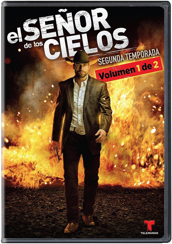 El Senor De Los Cielos Segunda Temporada Volumen 1 De 2 Rafael Amaya Carmen Villalobos Mauricio Ochmann Fernanda Castillo Marlene Favela Movies Tv