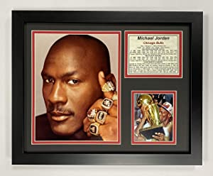 Michael Jordan - Rings 11