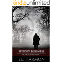 Spooky Business (The Spectral Files Book 3) book cover