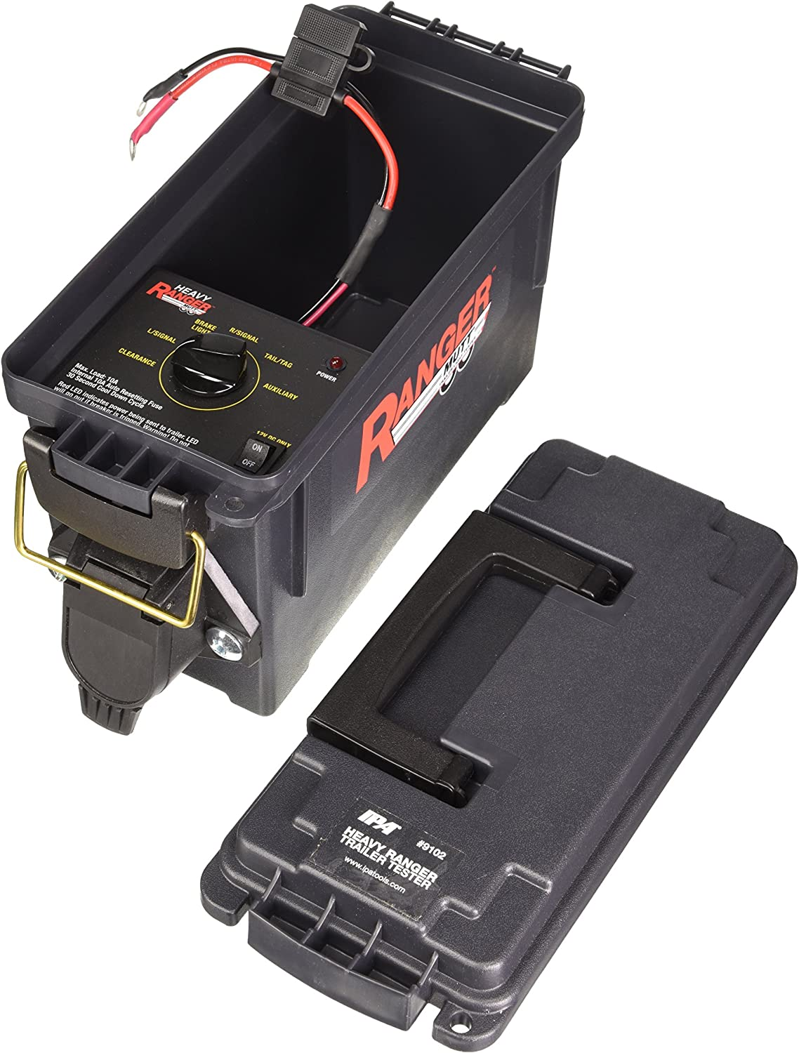 Innovative Products Of America 9102 Trailer Light Tester