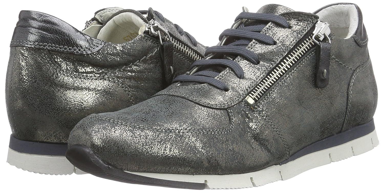 0713491c07e19a ... Rohde Salerno (88 Damen Sneakers Silber (88 Salerno Altsilber) 708fc2  ...