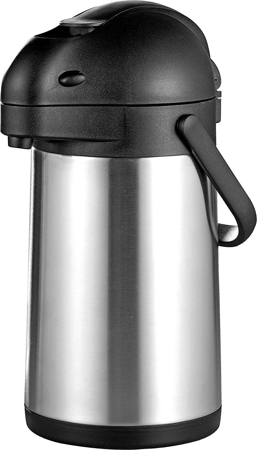 Esmeyer Airpot Stream 1, 9L, Black/Silver 305-039